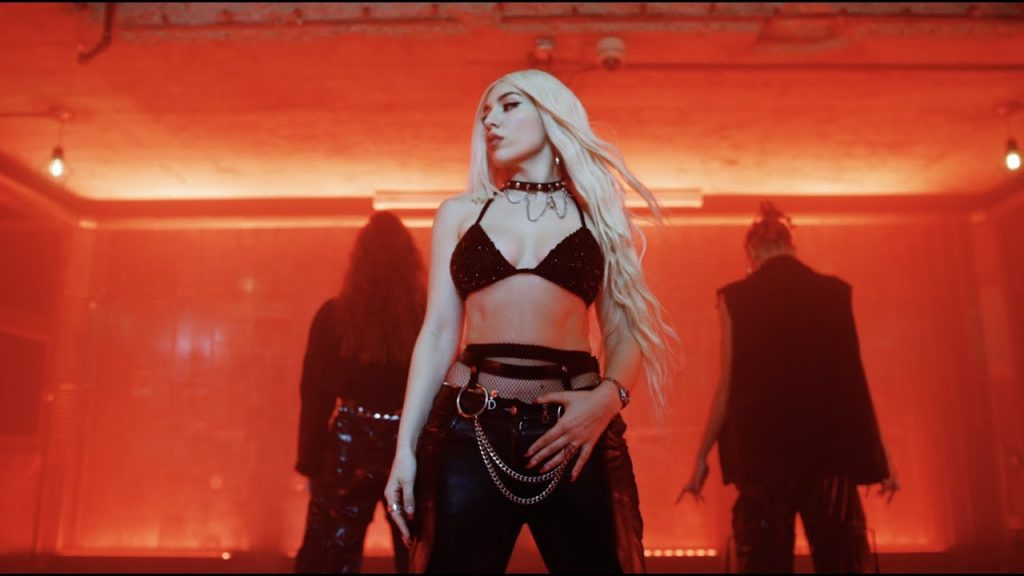 Ava Max - My Head & My Heart [Official Music Video]