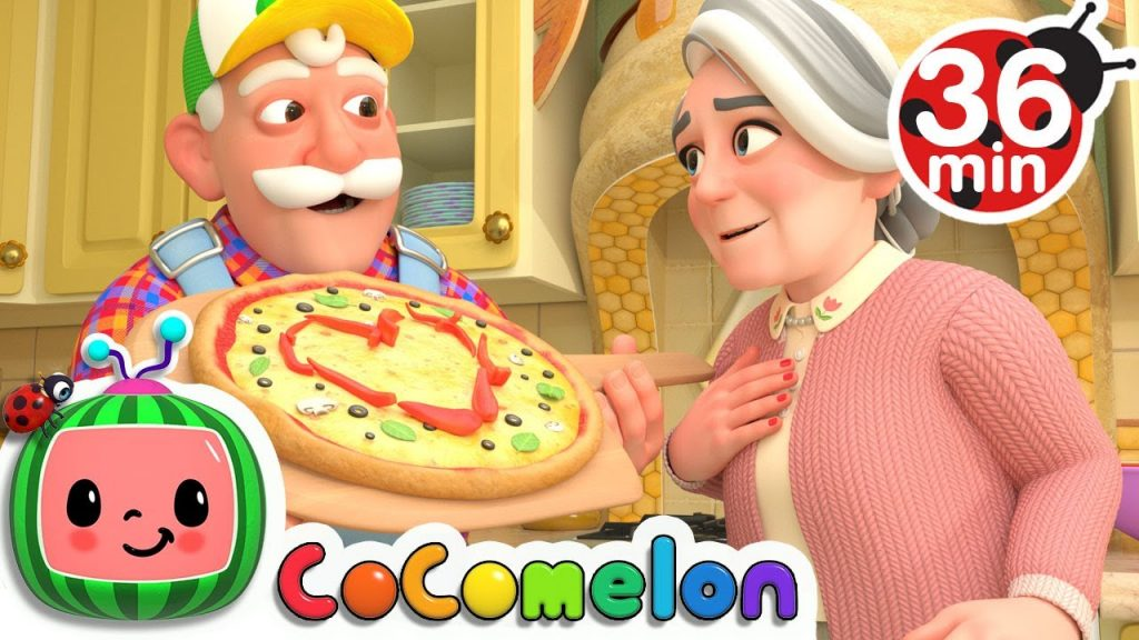 Pizza Song + More Nursery Rhymes & Kids Songs - CoComelon