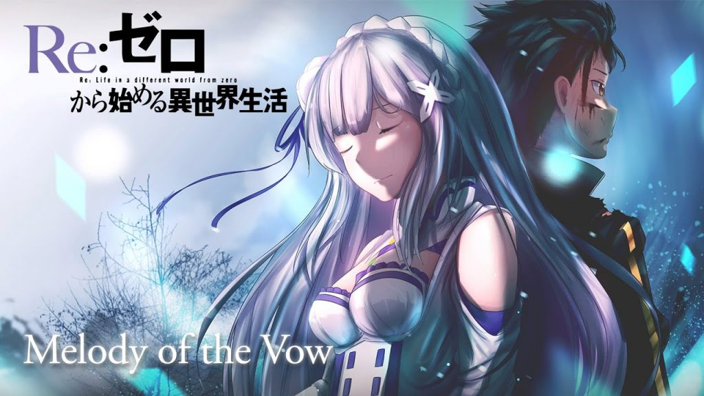 """Re:Zero Season 2 OST """"Melody of the Vow""""   Emotional Anime Music"""
